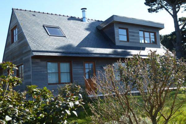 La maison des Duons à Port blanc